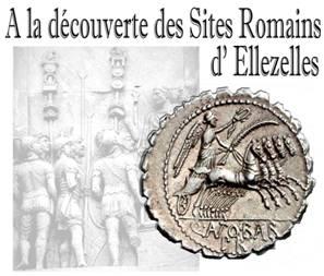les sites romains à Ellezelles