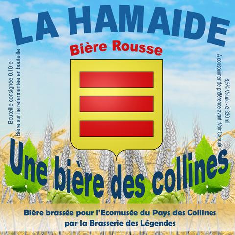 bière La Hamaide Pays des Collines